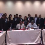 MoU Signing with Hindustan University